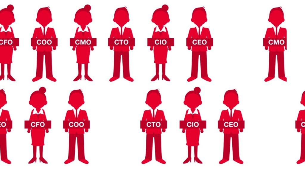 CEO, CTO, ... Que signifie ces acronymes de postes dans une entreprise ?